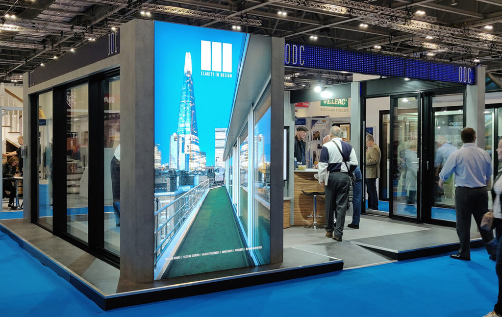 ODC Exhibition Stand 1