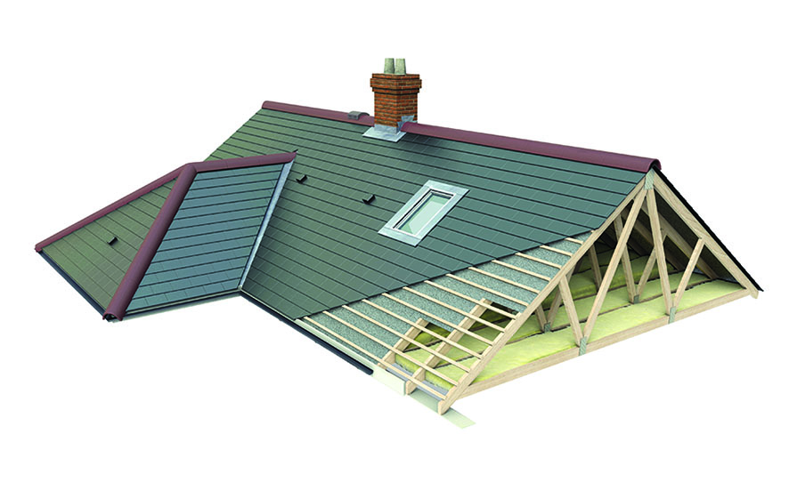 Pitched Roof illustration